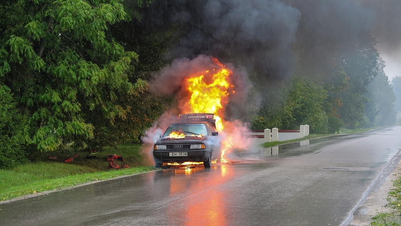 Assicurazione furto e incendio auto