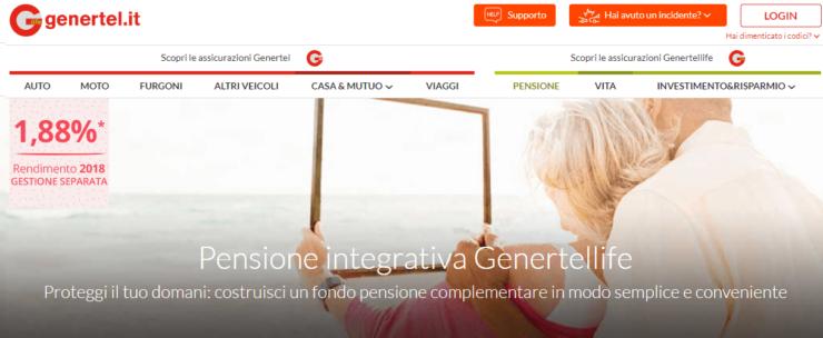 Genertellife Pensionline
