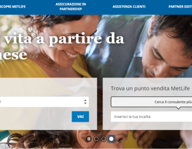 MetLife assicurazione vita
