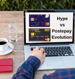 Hype vs Postepay Evolution