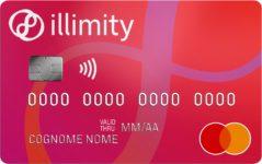 Carta di credito Illimity
