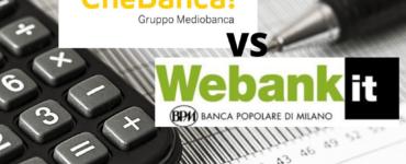webank o chebanca
