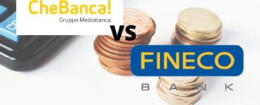 fineco vs chebanca