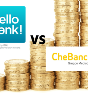 hello bank vs chebanca