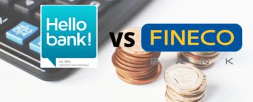 Hello Bank vs Fineco