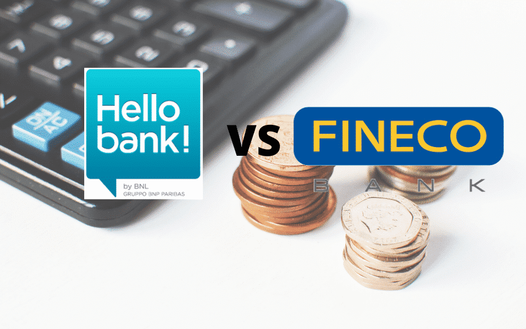 Hello Bank vs Fineco