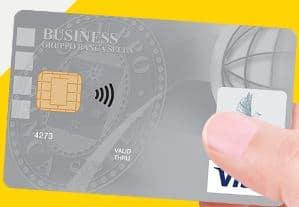 Carta credito sella