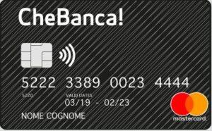 credit chebanca