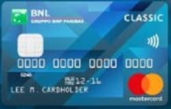 BNL carta di credito