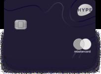 Carta Conto Hype Premium