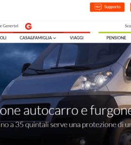 assicurazione genertel autocarri e furgoni