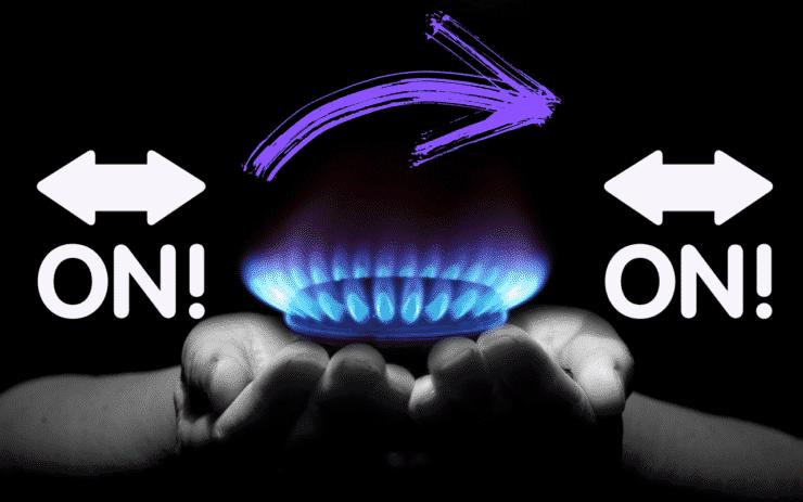 voltura gas