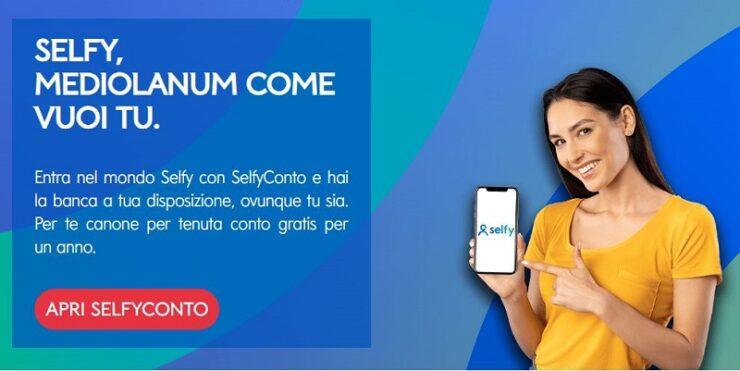 Selfy Mediolanum