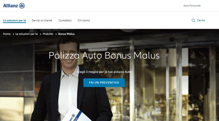 assicurazione auto allianz