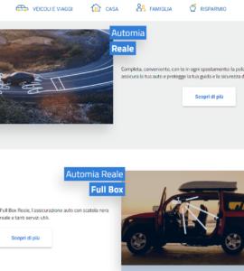 assicurazione auto reale mutua