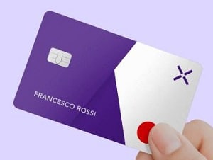 Carta Enel x pay