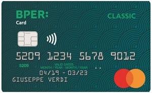 Carta di credito BPER