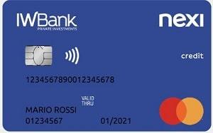Iw bank nexi