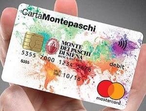 MPS Mio carta di debito