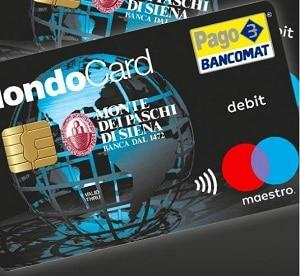 Mondo Card MPS Mio Debit