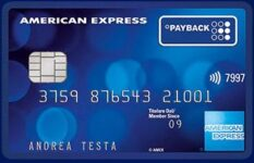 American Express Payback