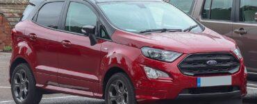 assicurazione ford ecosport