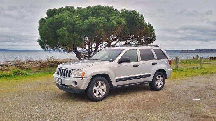 assicurazione jeep grand cherokee