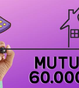 mutuo 60000